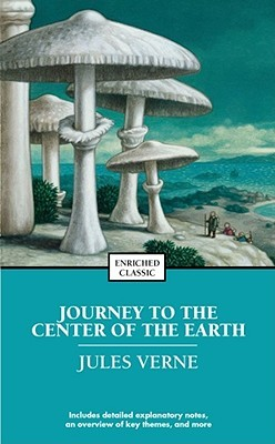 journey to the center of the earth author