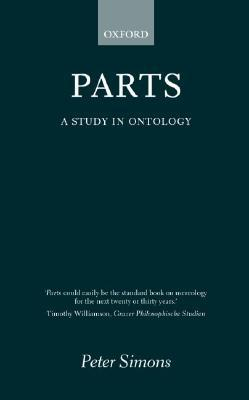 Parts: A Study in Ontology