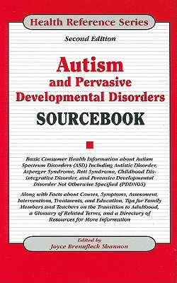 Autism and Pervasive Developmental Disorders Sourcebook