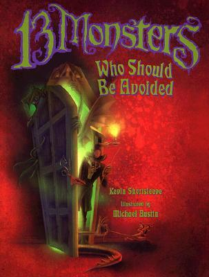 13 Monsters Who Should Be Avoided PDF iBook EPUB 978-1561451463