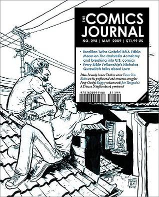 The Comics Journal #298