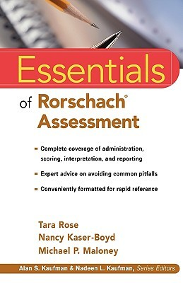 Essentials of Rorschach Assessment: Theory and Laboratory Experiments