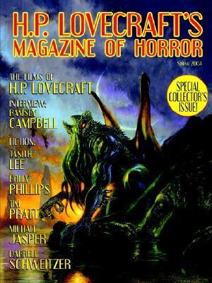 H.P. Lovecraft's Magazine of Horror 1