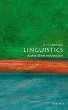 Linguistics by P.H. Matthews