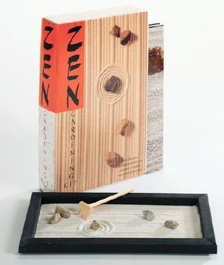 The Zen Gardening Kit Book And Japanese Rock Garden By Daniel Abdal