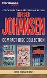 Iris Johansen CD Collection: Pandora's Daughter, Quicksand, Dark Summer