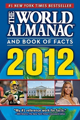 The World Almanac and Book of Facts 2012 10-Pack Classroom Set