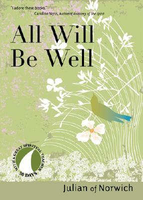 st julian of norwich all will be well