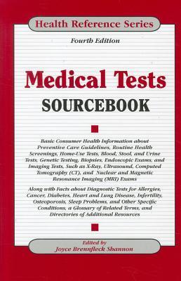 Medical Tests Sourcebook