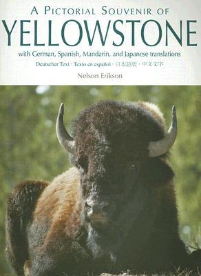 Pictorial Souvenir of Yellowstone, A: With German, Spanish, Mandarin and Japanese