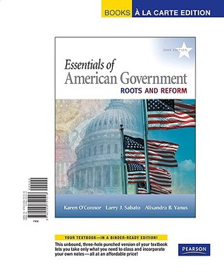 Essentials of American Government: Roots and Reform