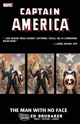 Captain America: The Man With No Face