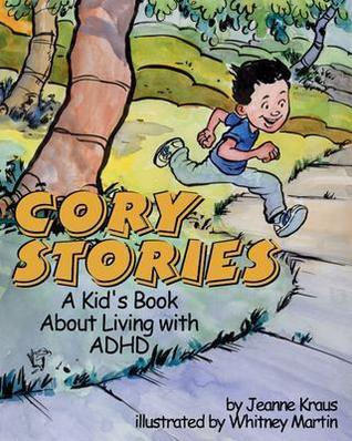 Cory Stories: A Kid's Book About Living With ADHD  image cover