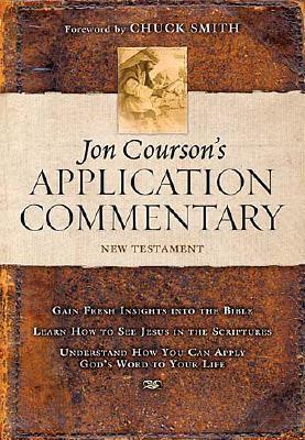 Jon Courson's Application Commentary: Volume 3, New Testament