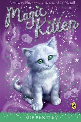 Sparkling Steps (Magic Kitten, #7)