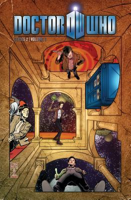 Doctor Who Series 2 Volume 3 by Tony Lee