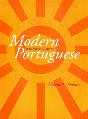 Modern Portuguese: A Reference Grammar 978-0300091557 por Mario A. Perini DJVU EPUB