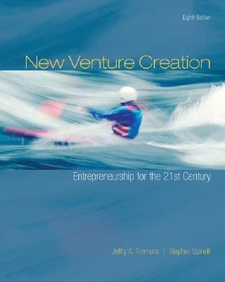 New venture creation entrepreneurship for the 21st century by 6395296 fandeluxe Gallery