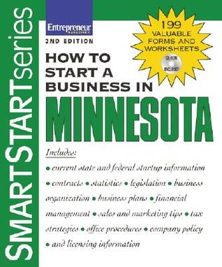 How to Start a Business in Minnesota [With CDROM]