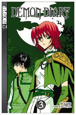 Demon Diary, Volume 03 by Kara