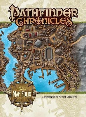 Pathfinder Chronicles: Second Darkness Map Folio
