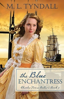 The Blue Enchantress (Charles Towne Belles, #2)