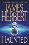 Haunted by James Herbert