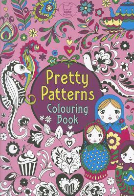 Pretty Patterns Colouring Book