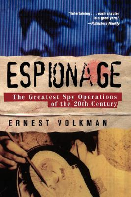 Espionage by Ernest Volkman