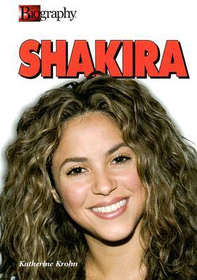shakira mebarak biography
