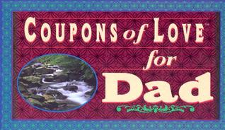Coupons of Love for Dad