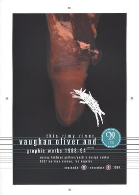 This Rimy River: Vaughan Oliver and V23-Graphic Works 1988-1994