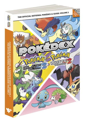 Pokemon black & white versions & pokedex collector's edition.