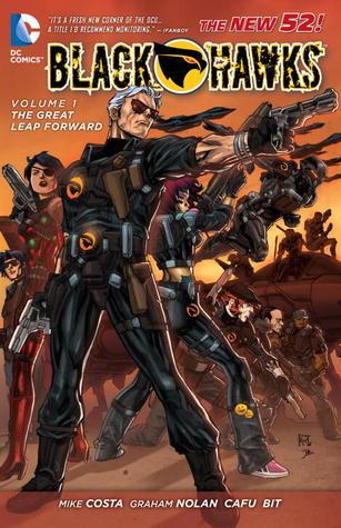 Blackhawks, Vol. 1 by Mike Costa