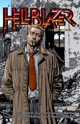 Hellblazer, Volume 4: The Family Man(Hellblazer, New Editions, Volume 4)