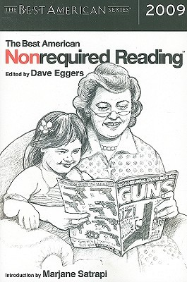 The Best American Nonrequired Reading 2009 by Dave Eggers