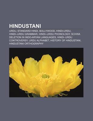 Hindustani: Urdu, Standard Hindi, Bollywood, Hindi-Urdu, Hindi-Urdu Grammar, Hindi-Urdu Phonology, Schwa Deletion in Indo-Aryan Languages