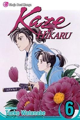 Kaze Hikaru, Vol. 6 by Taeko Watanabe