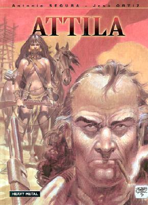 Attila (Hombre, #5)