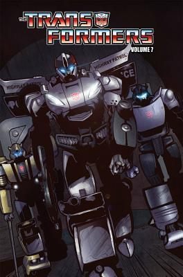 Transformers Volume 6: Chaos: Police Action