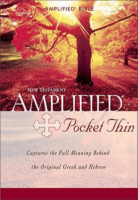 Holy Bible: Amplified Pocket -Thin New Testament