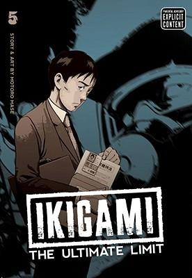 Ikigami by Motoro Mase