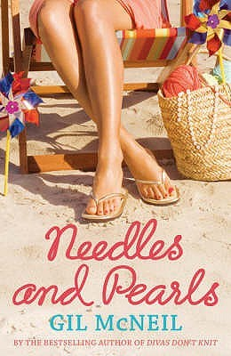 Needles and Pearls (Jo Mackenzie, #2)