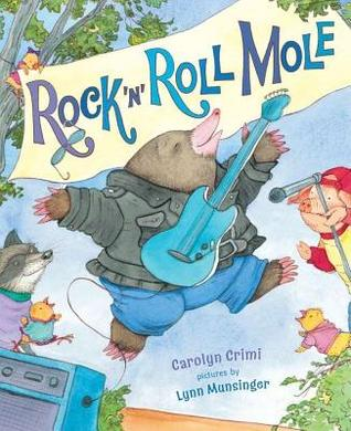 Image result for the mole that loved to rock and roll