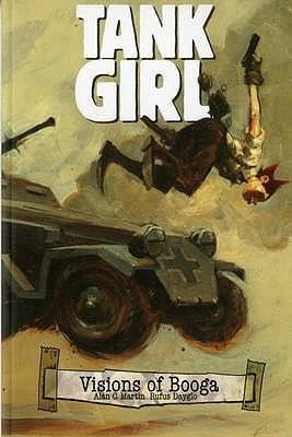 Tank Girl by Alan C. Martin