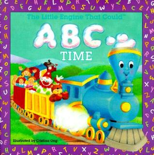 The Little Engine That Could ABC Time 978-0448421667 MOBI EPUB