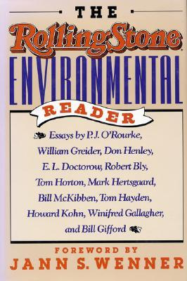 The Rolling Stone Environmental Reader by John Lagana