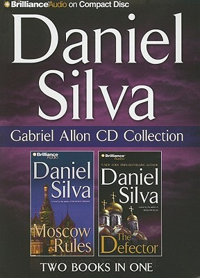 Gabriel Allon CD Collection 2 by Daniel Silva