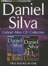Daniel Silva Gabriel Allon CD Collection 2: Moscow Rules, The Defector
