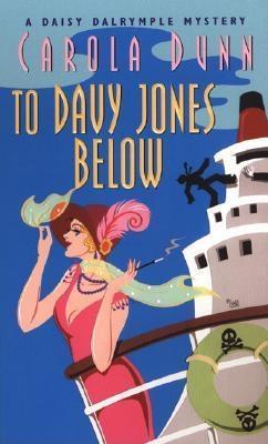 To Davy Jones Below (Daisy Dalrymple, #9)